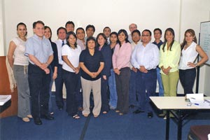 Participantes del Curso SEI: Introduction to CMMI v.1.2